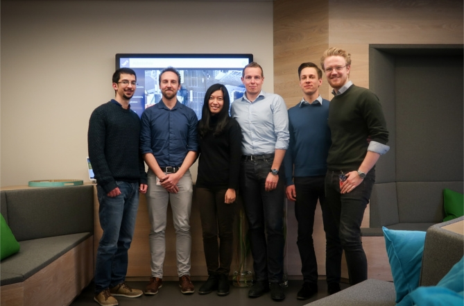 BIPM Students Help HERE to Better Understand the Future of Smart Transportation