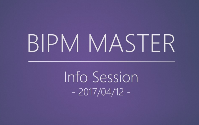 Upcoming Information Session (Winter 2017/18)